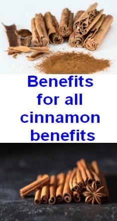 All Cinnamon Benefits